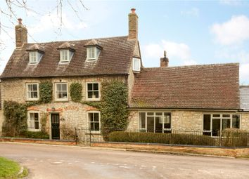Thumbnail 6 bed detached house for sale in Tompkins Lane, Marsh Gibbon, Near Bicester, Oxfordshire