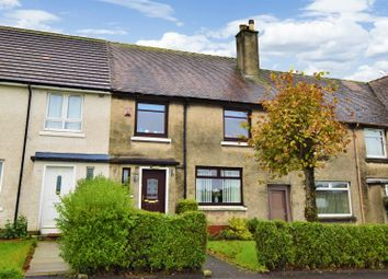 Thumbnail 3 bed terraced house for sale in Aurs Road, Glasgow