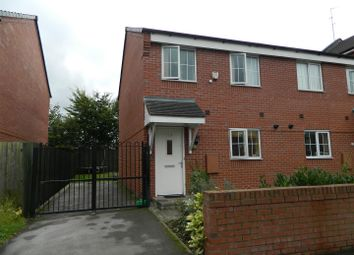 Thumbnail 3 bedroom semi-detached house to rent in Rawsthorne Avenue, Manchester