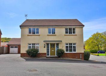 Thumbnail 4 bed detached house for sale in Brynteg Green, Beddau, Pontypridd