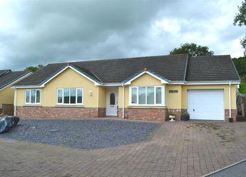 Thumbnail 3 bed bungalow for sale in Dan Y Dderwen, Maes Yr Haf, East Carmarthenshire, Llanwrda
