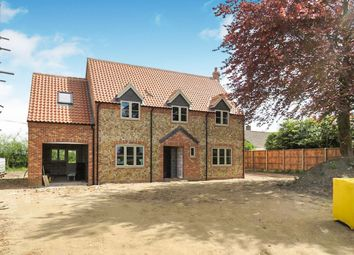 Thumbnail 4 bedroom detached house for sale in New Road, Whissonsett, Dereham