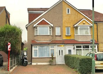 Thumbnail 4 bed semi-detached house for sale in Malden Road, Cheam