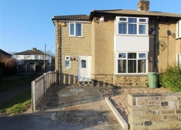 Thumbnail 3 bedroom semi-detached house to rent in Calverley Moor Avenue, Pudsey