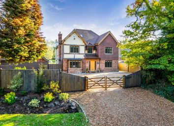 5 bed detached house for sale in Stroud Lane, Shamley Green, Guildford GU5