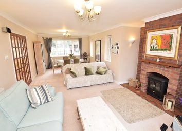 Thumbnail 4 bedroom detached house to rent in Attenburys Lane, Timperley, Altrincham
