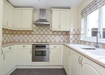 Thumbnail 2 bedroom flat for sale in Crowthorne Close, Southfields, London