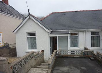 Thumbnail 2 bed semi-detached bungalow to rent in Heol Y Felin, Pontyberem, Llanelli
