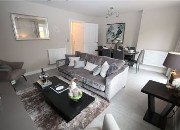 Thumbnail 4 bedroom terraced house for sale in The Duffy, Harrow View West, Harrow View, Harrow, Middlesex