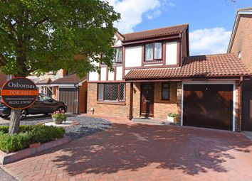 Thumbnail 4 bed terraced house for sale in The Rockery, Farnborough