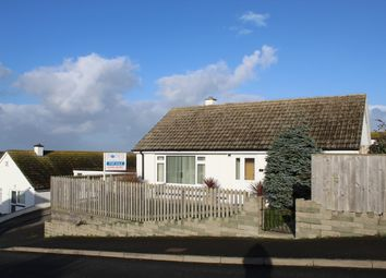 Thumbnail 2 bed detached bungalow for sale in Pendennis Road, East Looe, Cornwall