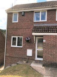 Thumbnail 1 bedroom terraced house for sale in Malago Walk, Bishopsworth, Bristol, Avon