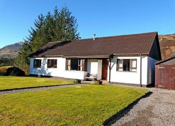 Thumbnail 4 bed detached bungalow for sale in Laggan Lea, South Laggan, Spean Bridge