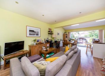 Downside Crescent, London W13. 3 bed semi-detached house
