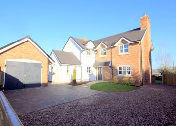 Thumbnail 4 bed detached house for sale in Stone Road, Tittensor, Stoke-On-Trent