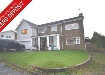 Thumbnail 4 bed detached house to rent in Millwood, Lisvane, Cardiff, Caerdydd