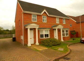 Thumbnail 3 bed end terrace house to rent in Halesowen Drive, Abbeyfields, Elstow, Bedford, Beds