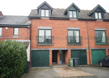 3 bed town house to rent in Chandlers Walk, St. Thomas, Exeter EX2