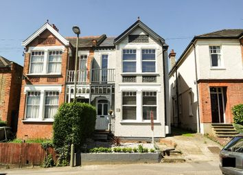Thumbnail 5 bed semi-detached house for sale in Woodville Road, New Barnet, Barnet