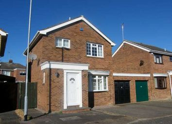Thumbnail 3 bed link-detached house to rent in Langford Road, Fletton