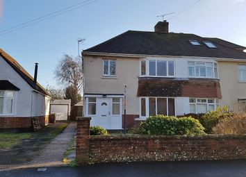 Thumbnail 3 bed semi-detached house for sale in The Thicket, Widley, Waterlooville