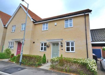 Thumbnail 3 bed property to rent in Ranulf Road, Flitch Green, Dunmow