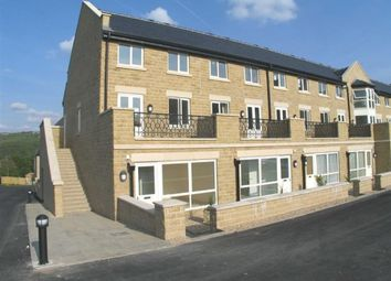 Thumbnail 1 bed flat to rent in Kitchenman Apartments, Charlotte Close, Halifax