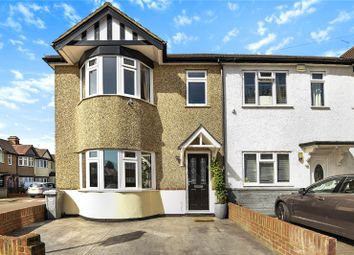 Thumbnail 4 bedroom end terrace house for sale in Flamborough Road, Ruislip, Middlesex