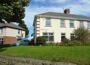 Thumbnail 3 bed semi-detached house for sale in Chestnut Avenue, Whitley Bay