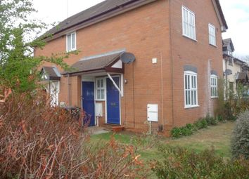 Thumbnail 1 bed property to rent in The Weavers, Northampton