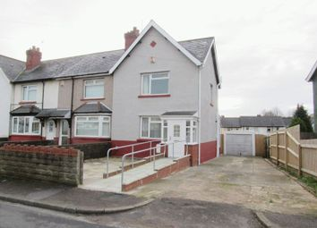 Thumbnail 2 bed end terrace house for sale in Macdonald Place, Cardiff