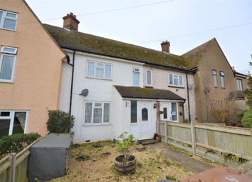Thumbnail 3 bedroom terraced house for sale in Hill View, Buckland, Buntingford