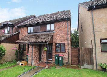 Thumbnail 2 bed end terrace house for sale in Excalibur Close, Ifield, Crawley, West Sussex.