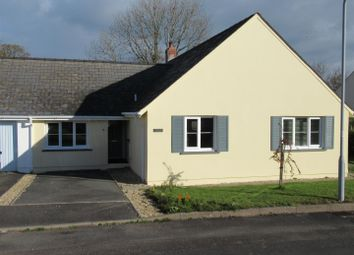 Thumbnail 3 bed bungalow for sale in Henllan Cottage, 14 Parc Yr Eglwys, Dinas Cross, Newport