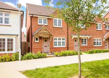 Thumbnail 3 bed end terrace house to rent in Merlin Way, Jennetts Park