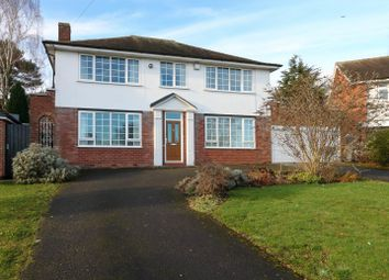 Thumbnail 4 bed detached house for sale in Brooks Road, Sutton Coldfield