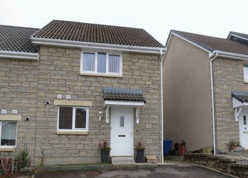 Thumbnail 2 bed terraced house for sale in Woodlands Walk, Westhill, Inverness
