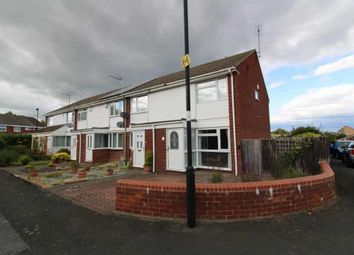 Thumbnail 2 bed terraced house for sale in Hereford Court, Kingston Park, Newcastle Upon Tyne