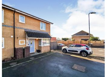 Caerleon Avenue, Southampton SO19. 3 bed end terrace house for sale