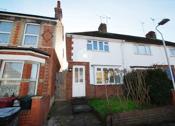 Thumbnail 2 bedroom end terrace house for sale in Dorset Street, Reading
