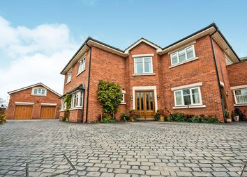 Thumbnail 6 bed detached house for sale in Aislaby Road, Eaglescliffe, Stockton-On-Tees