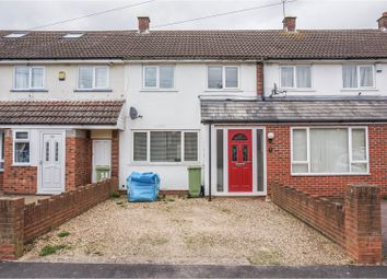 Thumbnail 3 bedroom terraced house for sale in Derwent Drive, Bletchley