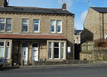 Thumbnail 4 bed end terrace house for sale in Southfield Terrace, Laneshawbridge, Lancashire