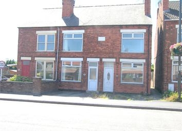 Thumbnail 2 bed terraced house to rent in Mansfield Road, South Normanton, Alfreton