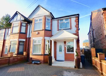 Thumbnail 4 bedroom semi-detached house for sale in St. Marys Hall Road, Crumpsall, Manchester