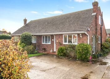 Thumbnail 2 bed semi-detached bungalow for sale in Queenhythe Road, Jacob's Well, Guildford