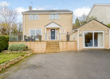 Thumbnail 4 bedroom detached house for sale in Entry Hill, Bath, Bath And North East Somerset