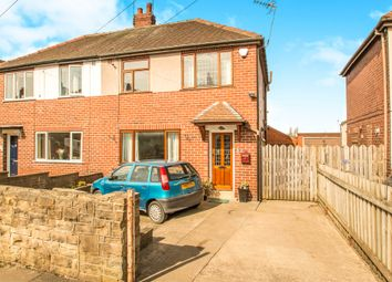 Thumbnail 4 bed semi-detached house for sale in Parkwood Road, Beeston, Leeds