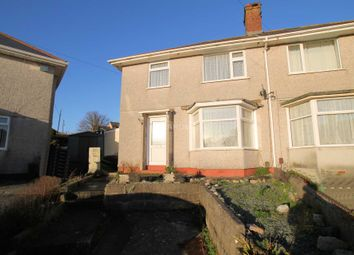 Thumbnail 3 bed semi-detached house for sale in Walters Road, St Budeaux