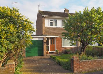 Thumbnail 3 bed semi-detached house for sale in Palmer Road, Salisbury